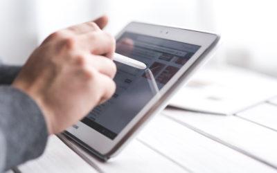 Tablet para eventos: que tal alugar?